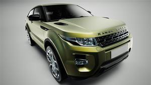Range Rover Evoque by x-3