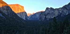 Yosemite Valley by xxStarpelt