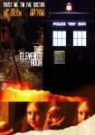 The Eleventh Hour Poster by alivebesideyou