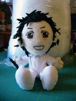 09 Movie Holmes Chibi Plushie by alice-day