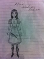 Alice Madness Returns by Funny-horsey