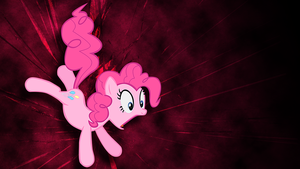 pinkie pie wallpaper by RainBowDash89