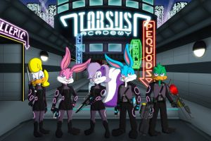 TTA Tarsus Trainees by GuiMontag