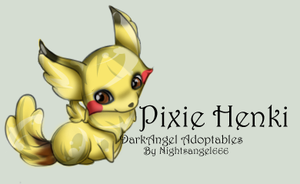 Akito523 : Pika by Nightsangel666