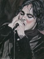 Fabulous Ville Valo by lackasleep