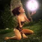 Violaceous - The Dreaming by NikitaHedon