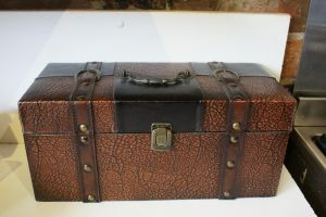 STEAMPUNK  LARGER FILE STOCK BAG 3 by scratzilla