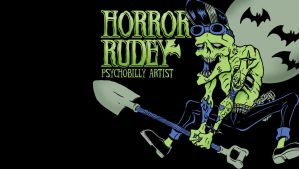 Horror Rudey Grave digger by HorrorRudey