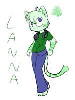 Lanna Kitty by CyphonFiction