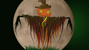 Scarecrow3 by KWilkinson