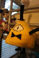 Bill Cipher by LordBoop