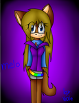 Request 2- Melody by VioletheFox