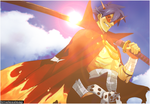 Kamina by timelessleap
