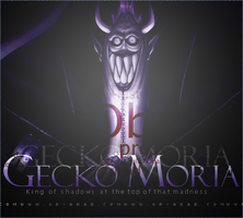 Poster Gecko moria by SLN87