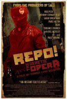 Repo Cosplay Poster by paparoach23