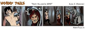 Happy Hallowe'en 2010 by AlisaDidkovsky