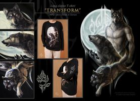 Transform T-shirt by J-C