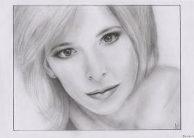 Mylene Farmer by AlinaWhat