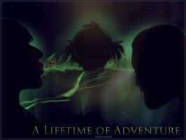 A Lifetime of Adventure by Fantasia-Art