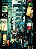 Back Alleys of Kyoto by colinhill