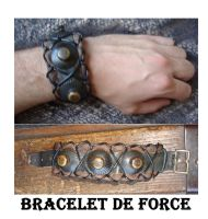 Bracelet De Force by silvercrow