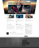 VisualMedia Template by thebebel