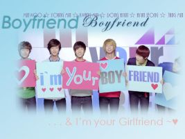 Boyfriend Wallpaper by Mochi18