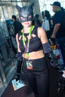 New York Comic Con 2015 - Catwoman 2 by VideoGameStupid