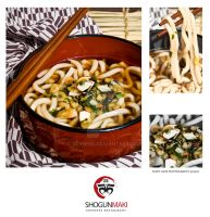 Japanese Udon by 9TyNine