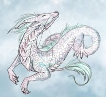 Sketch Commission - Chia by jocarra
