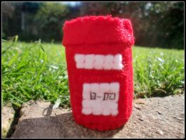 A postbox by Tammyyy