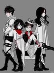 SNK - Long Live the King by rochichan