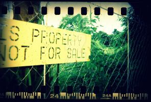 Not For Sale by aydap