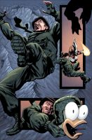 Marvel Zombies Destroy issue 3 page 4 by GarryHenderson