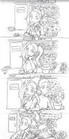 Years at the Flower Shop by Xubbles