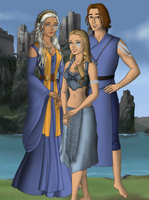 The Atlantis Family by taytay20903040