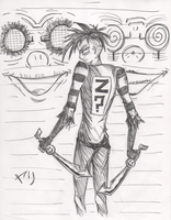 Johnny The Homicidal Maniac by YalKam