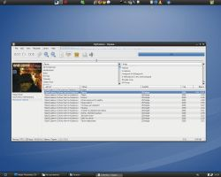 foobar2000 columns skin  TEST by vicing