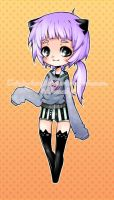 Adoptable~ (Paypal) CLOSED. (SALE) by Greesty