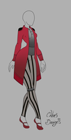 Outfit Design #8 by Chloes-Designs