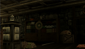 Project Skyrim HANB: Laundry Room E by AudreyDLW