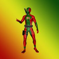 National Superheroes - Portugal by Balkanvision