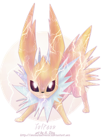 Jolteon by sonicelectronic