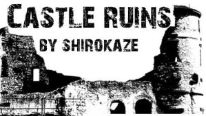 castle ruins by shirokaze-pl