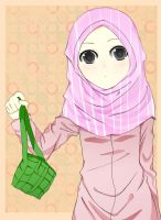 Happy fasting by Newjessy