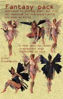 Faery Pack by stock4profs