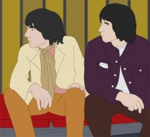 John and Keith by Sheraton-Gibson