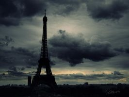 haunted paris by demolition13lover