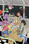 Madman and the Atomics by Andrew-Ross-MacLean