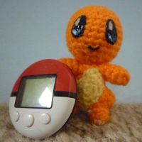 Charmander Plush by Tremlin